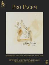 Jordi Savall - Pro Pacem [New SACD] Hybrid SACD