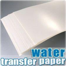 Water Transfer Paper Ink Jet Printers Ceramic Craft Transfer 20PCS Water Slide