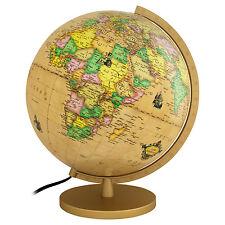 Columbus Renaissance Illuminated Globe - 12 Inch