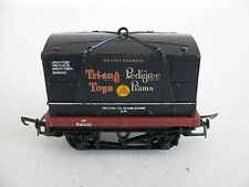 Vintage Hornby Triang HO / OO Scale Pedigree Prams Container Wagon B913011 EX