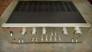 JVC VN-700 - 40W x 2 Ch Solid State Stereo Integrated Amplifier - Pro Serviced