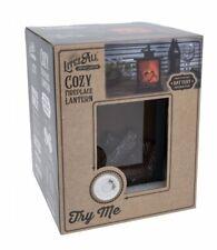 Small Cozy Vintage Style Fireplace Lantern NEW!