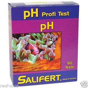 Salifert pH Proifi Test Kit Marine Aquarium Water Test Kit 50 Tests
