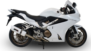 Honda VFR800FSILENCER Albus Céramique Slip-On Par GPR Silencieux Italie 2014/15