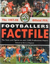 The Official PFA Footballers' Factfile: 1997-98 (paperback)