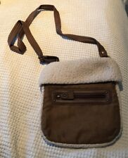 Women's Across The Body Brown Bag