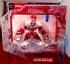 Detroit Red Wings Dominik Hasek (White Variant Jersey) McFarlane NHL Series 2