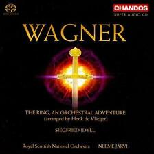 Wagner: The Ring - An Orchestral Adventure Super Audio Hybrid CD (CD,...