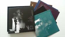 MILES DAVIS Live At The Plugged Nickel 5-LP-SET Vinyl Jazz Near Mint Like New