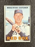 1967 Topps Mike Ryan #223 EX-MT Boston Red Sox Catcher