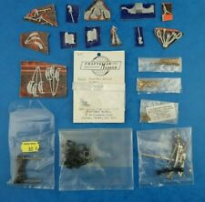 Bundle of VINTAGE MODEL RAILWAY PARTS Job Lot Unused for Trains Locomotives