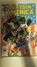 Captain America #312 December 1985 Marvel Comics