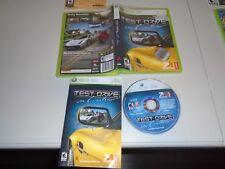Test Drive Unlimited (Microsoft Xbox 360, 2006)