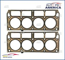 (2) NEW OE SPEC Head Gasket LS Engines & 4.8L 5.3L 5.7L  (GM REF 12589226)