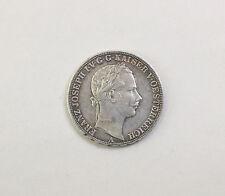 Gute österreichische Münzen vor Euro-Einführung aus Silber
