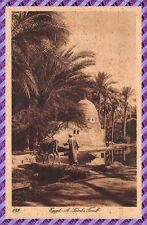 Cartolina - Egitto - Santi Tomb