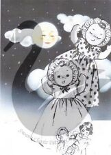 """Reproduction Vintage 16"""" Freckles Topsy Turvy Doll Sewing Pattern"""