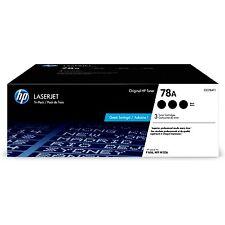 HP 78A 3-pack Original LaserJet Toner Cartridges, Black (CE278AT)