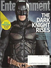Christian Bale Entertainment Weekly Jan 2012 Batman Dark Knight Rises Soderbergh