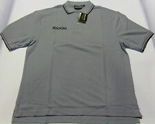 KOOGA CLASSIC RUGBY POLO SHIRT-SKY/NAVY