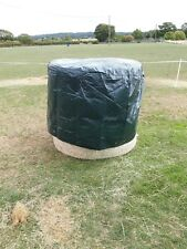 Haybale cover Round bale cover - Round Hay / Straw bale covers