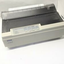 Epson Dot Matrix LX-300+ II Workgroup Dot Matrix Printer USB SERIAL parallel