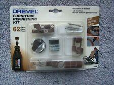 Rotary Tools Accessories Kit 62pcs Abrasive Tools Set For Dremel