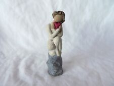 Willow Tree Always Valentine Figurine Demdaco 2012 Susan Lordi