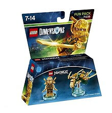 Lego Dimensions Lloyd Fun Pack (71239)