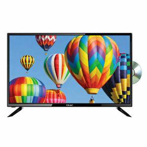 "TEAC A1 Series 32"" HDTV DVD Media Player Combo W/ USB Recorder Black"