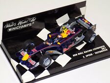 1/43 Minichamps F1 Formula 1 Red Bull Racing Cosworth RB1 S.Speed Test Drive