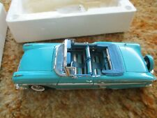 "1/24scale ""HIGHLY DETAILED VINTAGE""1958 Danbury Mint Chevy Impala convertible"