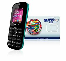 International Cell Phone SNAP - UK and US number, $10.00 airtime credit