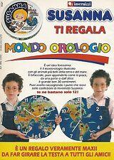 X0152 Formaggini Invernizzi Susanna - Pubblicità 1992 - Vintage Advertising