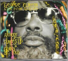 George Clinton & The P-Funk Allstars If Anybody Gets Funked Up CD Single