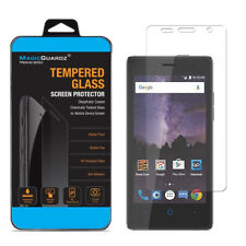 Tempered Glass Screen Protector Guard for Zte Majesty Pro Lte Z798Bl Z799Vl