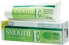 100g SMOOTH E CREAM Scars Anti Aging Wrinkles Acne Spot Mark Vitamin E Aloe Vera