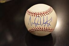 MICHAEL ANDRETTI signed autographed RAWLINGS baseball