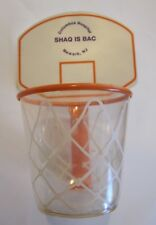 Rare Shaquille Shaq O'Neal charity dinner basketball cup Rare