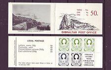 Postfrische Briefmarken aus Gibraltar mit Königshäuser-Motiv