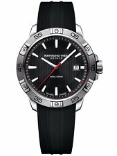 Raymond Weil Tango 300 Quartz Watch Black Day 41 Mm 30 ATM 8160sr220001