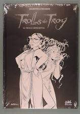 Trolls de Troy 17 Mourier Arleston  NB Grand Format ed Soleil Neuf