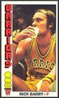 1976-77 Topps Basketball Rick Barry #50 - Golden State Warriors - Mint