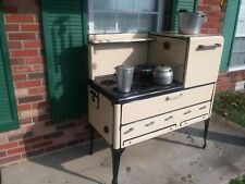 antique kerosene cook stove very good condition  with oven