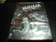 "EDITION COLLECTOR 2 DVD NEUF ""LE FILS DE BATMAN"" DC Comics"