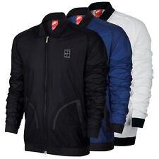 Nike 789568 Men's $160 Bomber Jacket Full-zip NikeCourt Lightweight Packable