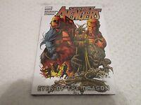 Marvel Secret Avengers Eyes of the Dragon Volume 2 Comic Book Hardcover