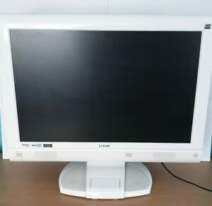 """LOGIK L22LID18W 22"""" LCD TV with Built-in DVD Player Docking For iPod With Remote"""