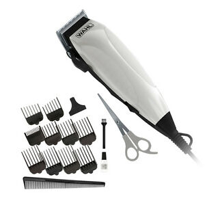 Wahl EASY CUT Home Haircutting - 16 Piece Home Easy Hair Cutting Clipper Kit