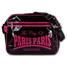 Unifarbene Messenger Taschen und einem Träger aus PVC